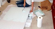Use pegboards to keep your home organized and tidy.
