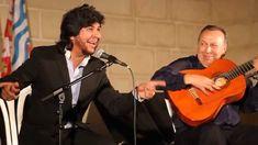 Actuación Paco Cepero y Rancapino Chico en los Claustros de Santo Doming...