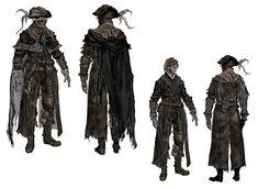 Old Hunter Henryk from Bloodborne