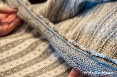 Strikkepiken – Perfekte knapphull til doble stolper Ladies Boutique, Ravelry, Knitting Patterns, Lady, Blog, Diys, Parenting, Decor, Decoration