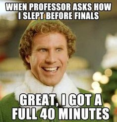 10+ Funny Photos That Will Help You Procrastinate During Finals Week - 8 Bit Nerds shares the best funny pics, video games, sci-fi, fantasy, comic, and cosplay pics on the internet!