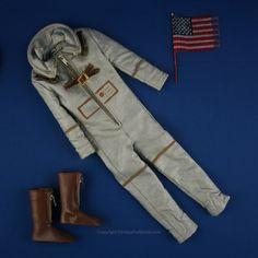 Ken Astronaut almost complete