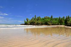 Ilha de Boi Peba.