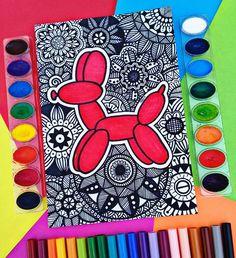 Mandala Tattoo, Mandala Art, Dibujos Zentangle Art, Rainbow, Watercolor, Tattoos, Drawings, Cards, Painting