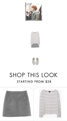 """""""━━━☆; special fashion set!"""" by you-got-no-jams ❤ liked on Polyvore featuring Monki, MANGO, Dr. Martens and outfitsbyeffie"""