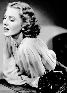 "Jean Arthur in ""Mr. Smith Goes to Washington"", 1939"