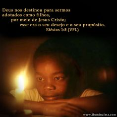 Efésios 1:5