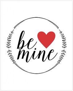 Valentines Day Sayings, My Funny Valentine, Valentines Day Party, Valentines Day Decorations, Valentine Day Crafts, Happy Valentines Day, Printable Valentine, Valentine Ideas, Christmas Decorations