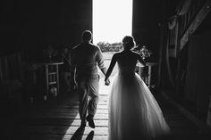 JUST MARRIED   ©Liller Photo   Milwaukee Wedding Photographer