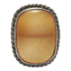 Art Deco Baltic Amber & Silver Ring Lovely Nail Guards, Jewelry Rings, Fine Jewelry, Victorian Jewelry, Baltic Amber, Carnelian, Filigree, Gemstone Rings, Jewelry Design