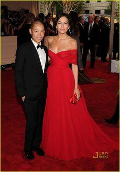 Camile Belle e Jason Wu