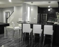 Modern Basement Design, Pictures, Remodel, Decor and Ideas - page 3