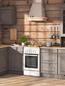 New kitchen small cabin Ideas Cosy Kitchen, New Kitchen, Kitchen Dining, Kitchen Small, Small Kitchen Appliances, Kitchen Cabinets, Small Cabin Kitchens, Kitchen Decor Themes, Cabin Interiors