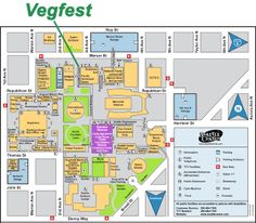 Vegfest - Seattle's Vegetarian Food Festival March 2014