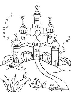 Forest Animal Printable Coloring Pages forest