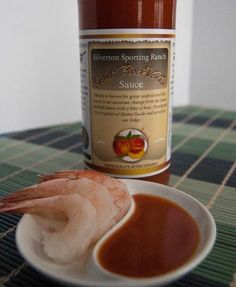 Photo: Looking for something new for shrimp besides the same old cocktail sauce? Peach Vodka Sauce is the perfect choice for shrimp! https://www.etsy.com/shop/SilvertonFoods