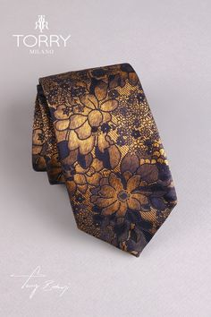 Our ties are part of the premium category, being made in Italy. They are made of Como silk and are noted for their superior quality, presenting an impeccable handwork. Beard Suit, Superior Quality, Silk Ties, Floral Prints, How To Make, Gifts, Italia, Floral Patterns, Presents