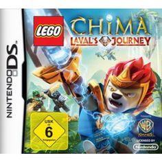 LEGO Legends of Chima: Laval's Journey  Dual Screen in Actionspiele FSK 6, Spiele und Games in Online Shop http://Spiel.Zone