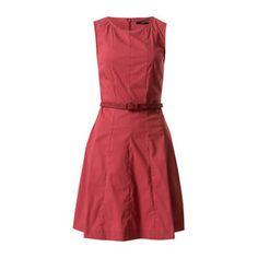 Kleid mit Taillengürtel von zero! #zerofashion