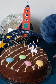 confetti & cake - let's celebrate Matilda, 5th Birthday, Birthday Cake, Baby Clothes Brands, Confetti Cake, Cake & Co, Space Party, Baby Decor, Happy Day