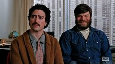 Michael Ginsberg and Stan Rizzo, Mad Men