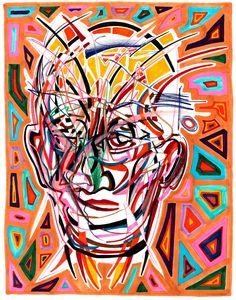 """Sun in the mind"" Ink on paper. #art #fineart #noneuclideangeometry #scienceart #artscience #torontoart #arttoronto - website: www.bentleyartist.com - email: human8128@hotmail.com Euclidean Geometry, Art Toronto, Theoretical Physics, Science Art, Paper Art, Ink, Fine Art, Website, Artist"