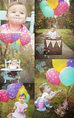 1st birthday photos - North Carolina Children's and Family Photographer / Northeast Pennsylvania Children's and Family Photographer - A Forget Me Not Moment Photography