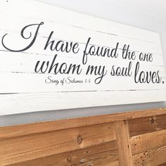 52 Ideas For Farmhouse Bedroom Wall Art Woods Bedroom Signs, Bedroom Art, Bedroom Ideas, Bedroom Furniture, Bedroom Frames, Bedroom Inspo, Wood Signs Sayings, Sign Quotes, Wooden Signs