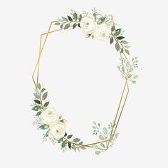 Floral Invitation, Wedding Invitation Templates, Invitation Design, Wedding Invitations, Framed Wallpaper, Flower Background Wallpaper, Flower Backgrounds, Wedding Frames, Wedding Cards
