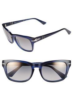 ef52f5db3af Persol  Suprema  57mm Polarized Sunglasses