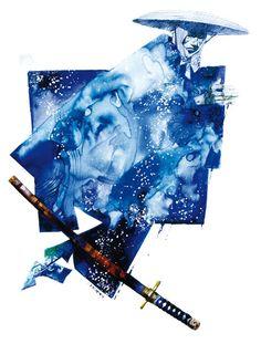Sergio Toppi - fumettista e illustratore muore il 21 agosto 2012  more @ http://www.collater.al/arts/sergio-toppi/