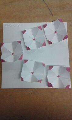 Figuur van papier 2