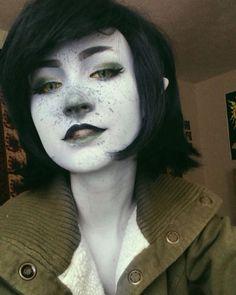 Nepeta Leijon from Homestuck Cosplay Makeup Trial
