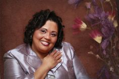 2014 Women's Empowerment Summit  guest speaker Elect Lady Aundrea Harris-Co pastor of Refreshing Outreach Ministries.