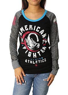 American Fighter Women's Michigan Graphic T-Shirt-Large American Fighter… New Wardrobe, Wardrobe Ideas, American Fighter Shirts, Female Fighter, Cloths, Michigan, Jewel, Cute Outfits, Amazon