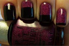 Chloe's Nails: Gradual Manis