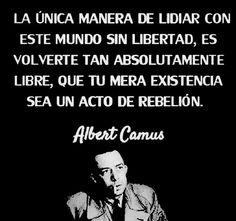 Seamos nosotros mismos, libres.