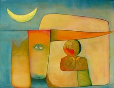 Not abstract, cubism. Artodyssey: Nguyen Thanh Chuong - Thanh Chuong