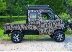 bulldogoffroad03 Mini Trucks, Pickup Trucks, Mini 4x4, Suzuki Every, Suzuki Cars, Kei Car, Little Truck, Toyota Trucks, Ex Machina