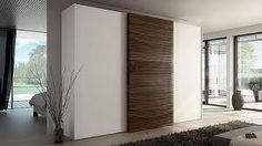 Stylish Sliding Door Wardrobe System, Multi-Forma II Collection by Huelsta - Home Design Inspiration Bedroom Furniture Design, Modern Bedroom Design, Bedroom Wardrobe, Wardrobe Doors, Modern Shutters, Wardrobe Systems, Wardrobe Door Designs, Bedroom Cupboards, System Furniture