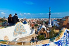 Free Things to do in Barcelona   Park Güell  in Barcelona. Image by Sylvain Sonnet / Photographer's Choice / Getty Images.