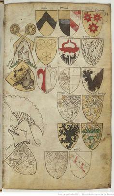 Wappen - Mecklenburg / Coat  of Arms - Mecklenburg  / Escudos Heráldicos y Armas - Mecklenburgo