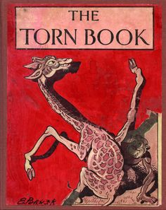 The Torn Book ~ 1913