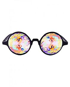 Womens Sunglasses |  Emazing Lights Kaleidoscope Firework Diffraction Prism Rave Glasses *** To view further for this item, visit the image link.-It is an affiliate link to Amazon. #WomensSunglasses