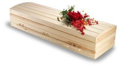 Premium Pine Imperial Casket. THE NATURAL CHOICE. Exceptional Quality. Handmade to the finest eco friendly quality. Nationwide Delivery. Lowest Online Prices. Visit www.coffincompany.co.uk