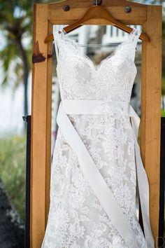Alvina Valenta 9161   Beach Wedding Dress   Lace Wedding Dress.  I like it without the sash