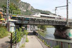Grenoble (France), août 2014
