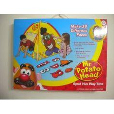 Mr. Potato Head Spud Hut Play Tent: Toys & Games