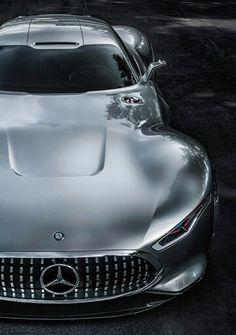 Mercedes Vision AMG GT