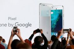 Google Introduces the Pixel Its Own Smartphone Googles new strategy of controlling both hardware and software puts it more directly in competition with Apple and many of its own Android partners. Technology Google Phone Smartphones